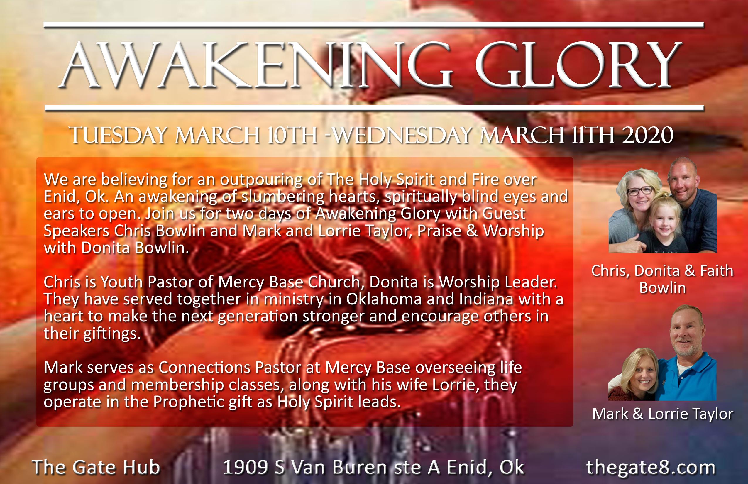 Awakening Glory